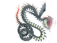 Dragons bod whisper background sketch