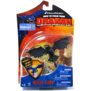 How to Train Your Dragon Series 1 Night Fury Action Figure Toothless