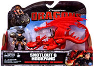 Snotlout Hookfang toy Spinmaster