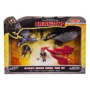 Heroes team spinmaster