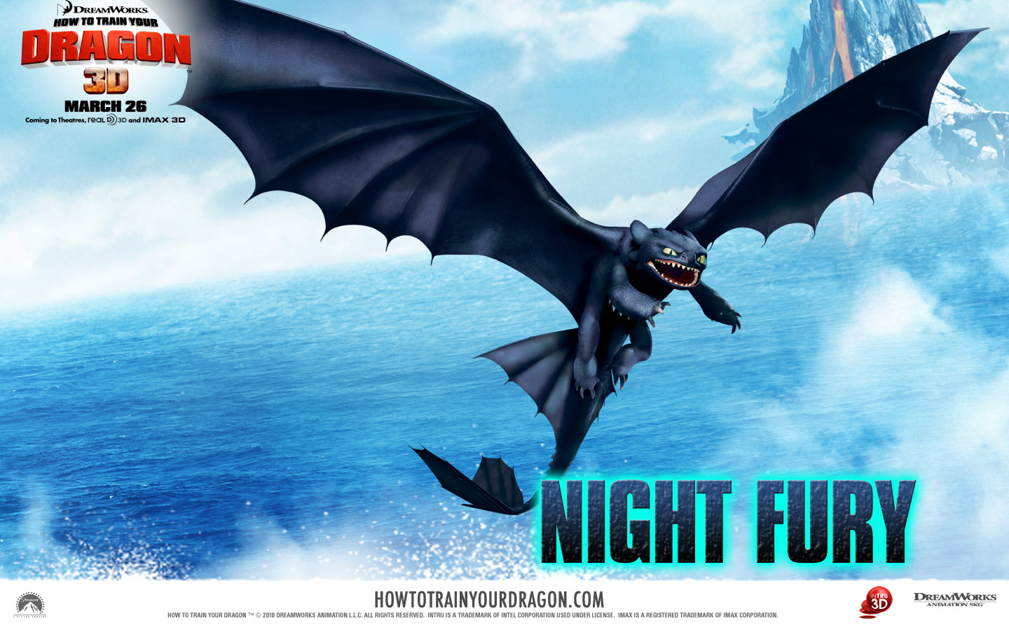Gift Of The Night Fury Full Resolution