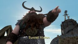 Tunnel Vision title card