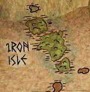 Iron isle