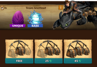 Team Snotlout (Day 3)