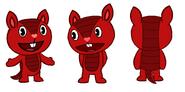 Choco Character Sheet