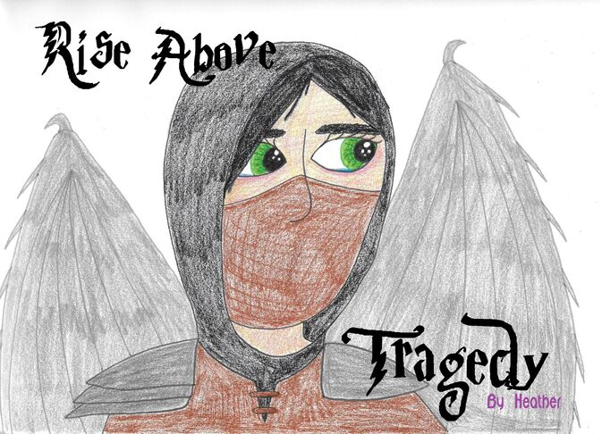 Rise Above Tragedy cover