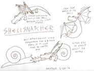 Shellsnatcher sheet