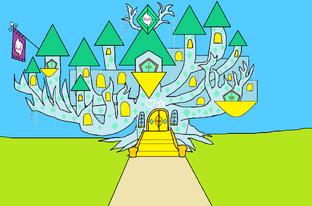 Teamwork Hub Kingdom Castle