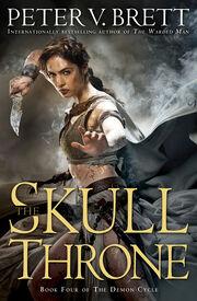 Skull Throne - cover
