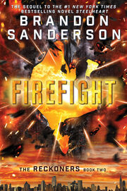 Firefight - cover