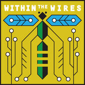Within the wires cover