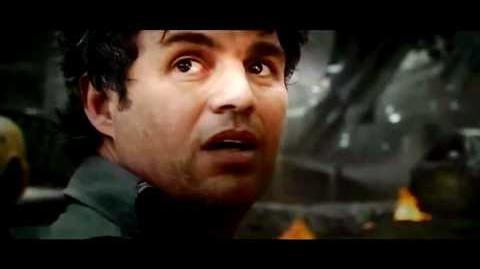 """The Avengers - Hulk - """"I`m always angry"""" HD-1"""