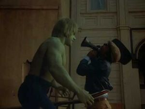 Interview with the Hulk