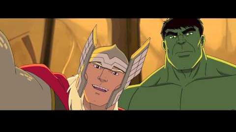 Marvel's Hulk & the Agents of S.M.A.S.H. Season 1, Ep. 19 - Clip 1