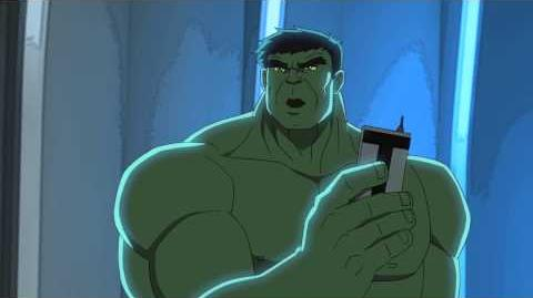 Marvel's Hulk and the Agents of S.M.A.S.H. Season 1, Ep. 24 - Clip 1