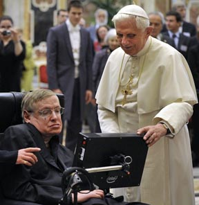 BBHPhoto Galileo Museums Honor Galileo Benedict and Hawking