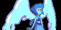 Lapis Lazuli (Crystal Gem)