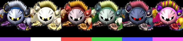 File:Meta Knight Palette (SSBB).png