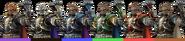 Ganondorf Palette (SSBB)