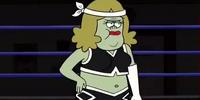 Peggy (Regular Show)