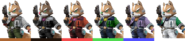 Fox Palette (SSBB)