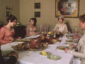 Do They Have A Dining Room In Pride And Prejudice