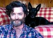 Timothy Omundson and friend