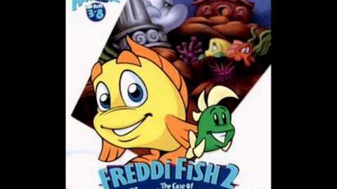 Freddi Fish 2 Music Harp Song