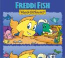 Freddi Fish: What's Different?