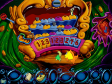 Carnival Organ