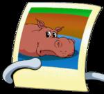 Mr. Hippo Picture