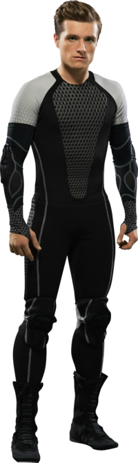 Peeta Transparent