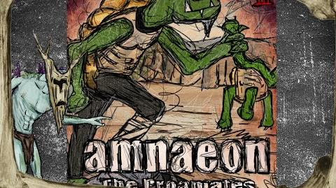 Amnaeon - The Proamates III (2013 demo)