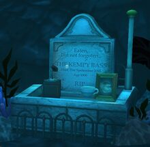 Kemp Grave