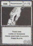 Pick Pocket (G.I card Manga) =en=