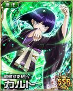 HxH Battle Collection Card (158)