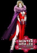 Pakunoda - Valentine Ver - Hunter x Hunter Battle All Stars