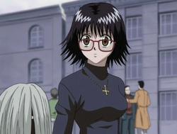 Shizuku in Rubicuta