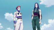Hisoka and Illumi - 141