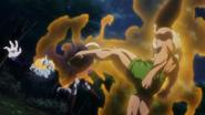 131 - Gon kicks Pitou