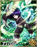 HxH Battle Collection Card (157)