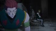 Illumi Disguised As Hisoka
