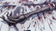 Gon's hand
