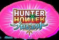 Shironeko Projct - Hunter × Hunter event wordmark