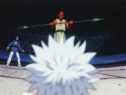 Dorado's spear