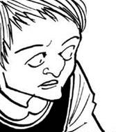 Richard Hackett Manga