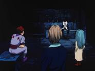 Chrollo and his bodyguards