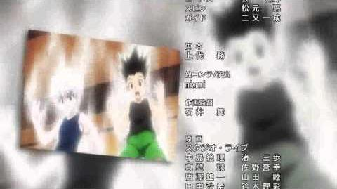 Hunter x Hunter - Closing 7 - Gon & Killua Farewell