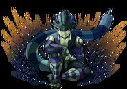 Meruem - HUNTER×HUNTER Monster Series Collaboration