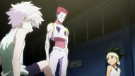 Hisoka, Killua & Gon After Dodgeball Match